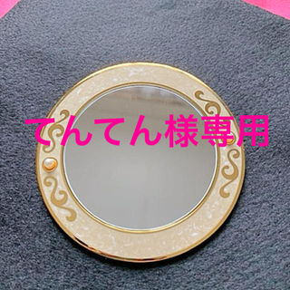 ミキモト(MIKIMOTO)のミキモト 真珠付コンパクトミラー(ミラー)