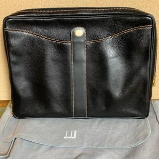 ダンヒル(Dunhill)のダンヒル  大きめクラッチバッグ ビジネスバッグ セカンドバック(セカンドバッグ/クラッチバッグ)