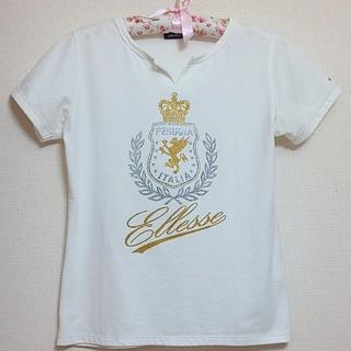 エレッセ(ellesse)のellesse エレッセ トップス 半袖 Tシャツ  L  PERUGIA(ウェア)
