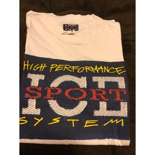 アイスバーグ(ICEBERG)のアイスバーグスポーツ半袖Tシャツ難ありの為超激安早い者勝ち(Tシャツ/カットソー(半袖/袖なし))