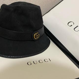 グッチ(Gucci)のGUCCI ハット キャップ(ハット)