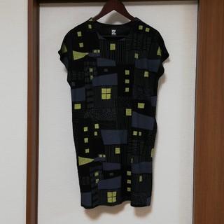 グラニフ(Design Tshirts Store graniph)のグラニフ(ひざ丈ワンピース)