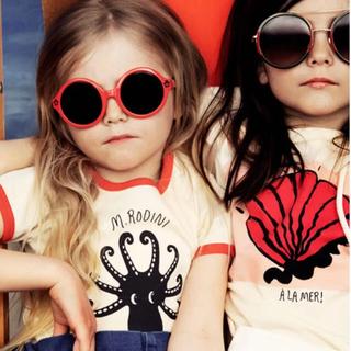 コドモビームス(こどもビームス)のミニロディーニ octopus Tシャツ(Tシャツ/カットソー)