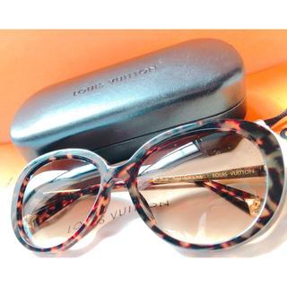 ルイヴィトン(LOUIS VUITTON)のルイヴィトン サングラス ブルーベル メガネ 眼鏡 LOUIS VUITTON(サングラス/メガネ)