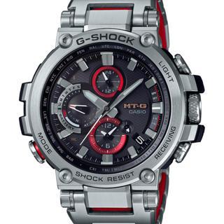 ジーショック(G-SHOCK)の値下げ*CACIO【新品未開封】MTG-B1000D-1AJF G-SHOCK(腕時計(アナログ))
