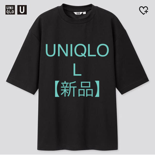 ユニクロ(UNIQLO)のエアリズムコットン L 新品(Tシャツ/カットソー(半袖/袖なし))