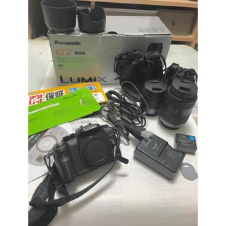 パナソニック(Panasonic)のlumix g2 Panasonic(レンズ(単焦点))