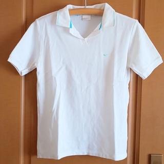 ナイキ(NIKE)のNIKE ナイキ トップス ポロシャツ 半袖 L(ウェア)