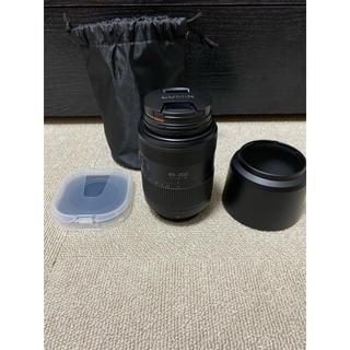 パナソニック(Panasonic)の【ルミックス望遠ズームレンズ 】LUMIX G VARIO 45-200mm (レンズ(ズーム))