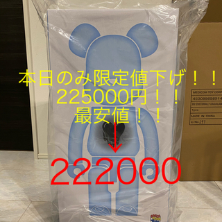 BE@RBRICK EMOTIONALLY UNAVAILABLE Black(その他)