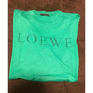 ロエベ(LOEWE)のLOEWE半袖Tシャツ(Tシャツ/カットソー(半袖/袖なし))