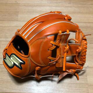 SSK - 新古 SSK プロエッジ 硬式 内野 グラブ グローブ 野球 バット 日本製