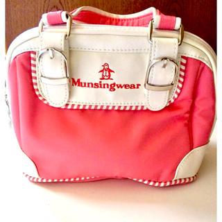 マンシングウェア(Munsingwear)のマンシングウエア バッグ(バッグ)