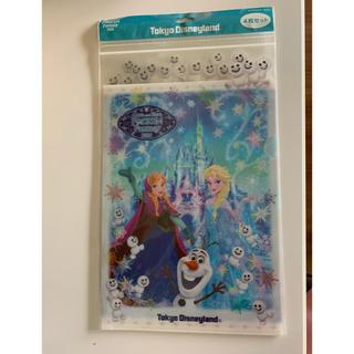 Disney - アナ雪のクリアファイル4枚
