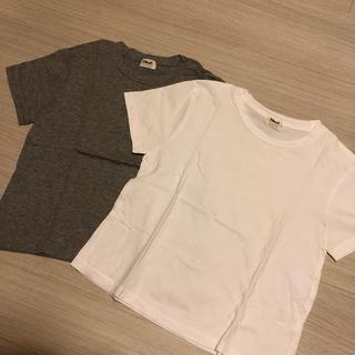 シェル(Cher)のcher セレクトインポートTシャツ2セット(Tシャツ(半袖/袖なし))