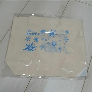 アナトユキノジョオウ(アナと雪の女王)のアナと雪の女王2限定デザイントートバッグ新品未使用(トートバッグ)