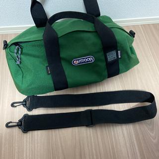 アウトドアプロダクツ(OUTDOOR PRODUCTS)の2ウェイボストンバッグ スポーツバッグ 緑【アウトドアプロダクツ】(ボストンバッグ)