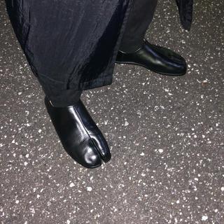 Maison Martin Margiela - 足袋ブーツ 足袋バブーシュ 最終値下げ