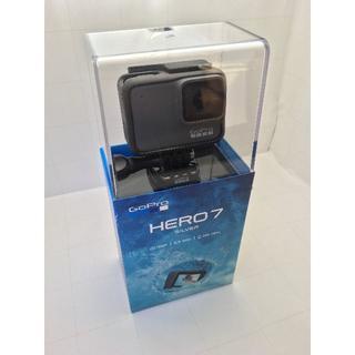ゴープロ(GoPro)のgopro hero 7 silver(ビデオカメラ)
