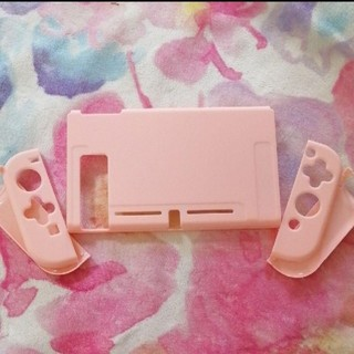 Switch⸜❤︎⸝ピンクカバー(その他)