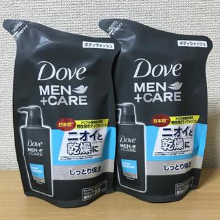 Unilever - ダヴメン+ケア ボディウォッシュ 2袋 クリーンコンフォート