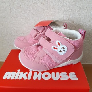 mikihouse - 【新品】 MIKIHOUSE ベビーシューズ