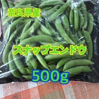 奈良県産 スナップエンドウ 500g(野菜)