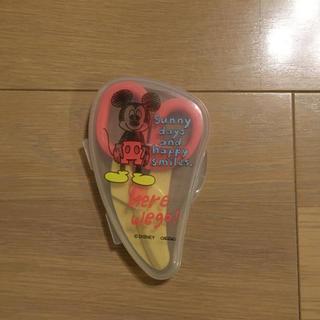 ディズニー(Disney)の麺カッター ハサミ ディズニー(離乳食調理器具)