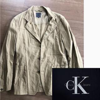 カルバンクライン(Calvin Klein)のカルバンクライン ジャケット 価格交渉ok(テーラードジャケット)