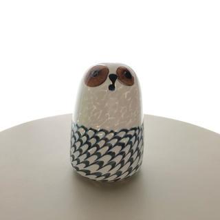 イッタラ(iittala)の*専用*Owlet Lumi 2019年 OivaToikka バード 箱あり (置物)