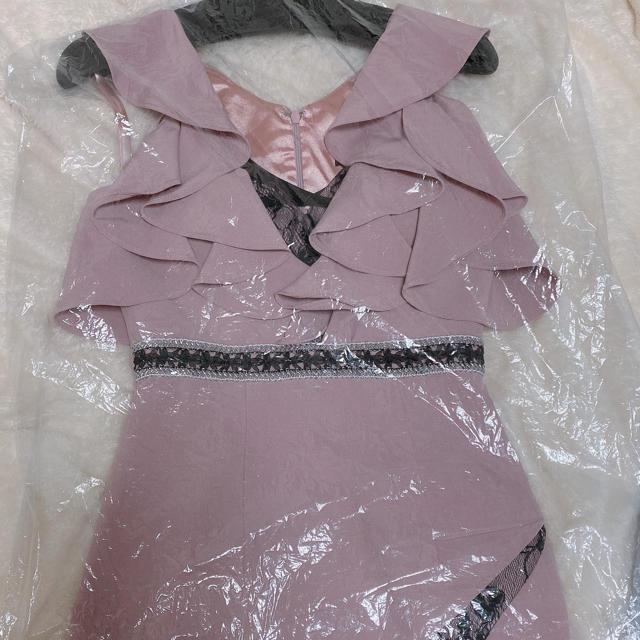 ROBE(ローブ)のROBE de FLEURS ドレス レディースのフォーマル/ドレス(ミニドレス)の商品写真