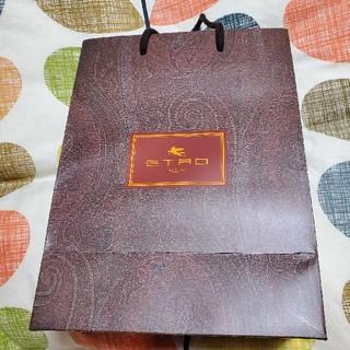エトロ(ETRO)のETRO☆ショッパー袋(ショップ袋)