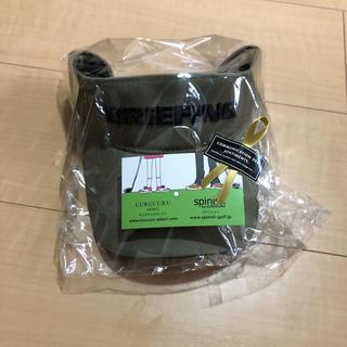 ブリーフィング(BRIEFING)のvodafone1665様 専用(サンバイザー)