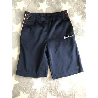 ディズニー(Disney)のIGNIO スポーツウェア ジャージ 半ズボン 短パン120サイズミッキーコラボ(パンツ/スパッツ)