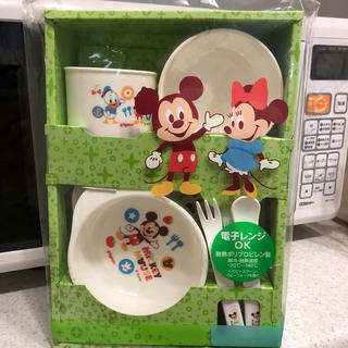ディズニー(Disney)のベビー食器セット(離乳食器セット)