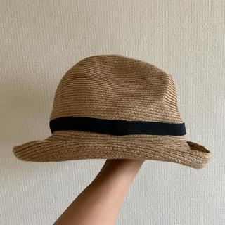 ネストローブ(nest Robe)のomimi様 mature ha.マチュアーハ BOXED HAT 104(麦わら帽子/ストローハット)