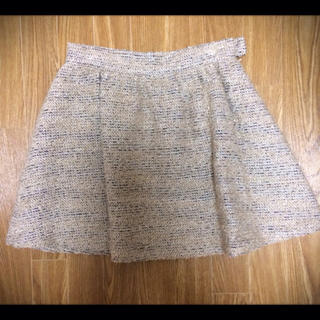 マーキュリーデュオ(MERCURYDUO)の【MERCURYDUO】Aラインスカート(ミニスカート)