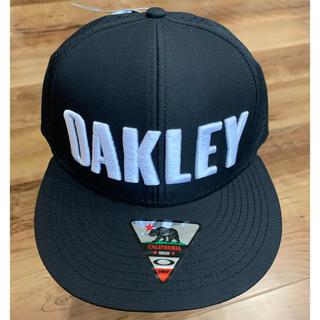 オークリー(Oakley)の★新品オークリー OAKLEY キャップ ブラック★(キャップ)