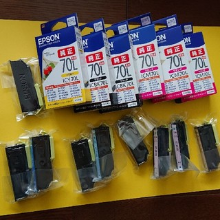 エプソン(EPSON)のエプソンプリンター インク L70(OA機器)