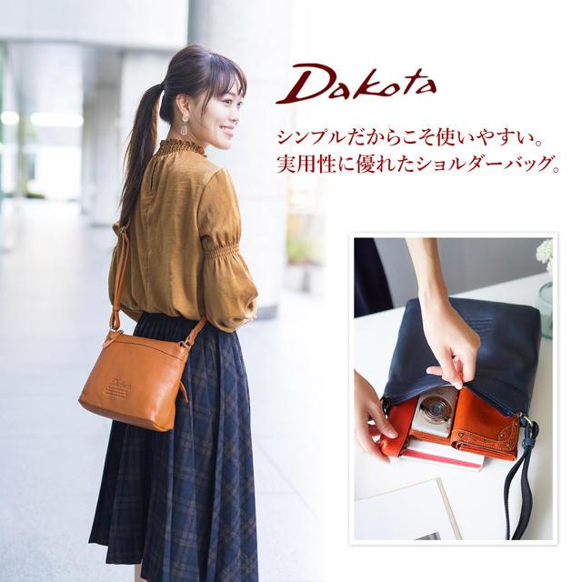 Dakota(ダコタ)のDakota ジェントリー レディースのバッグ(ショルダーバッグ)の商品写真