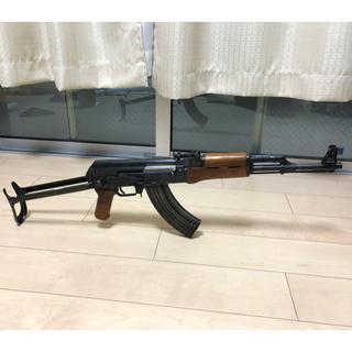 無可動 56式 56-1  AK47 AKS47 実物(モデルガン)