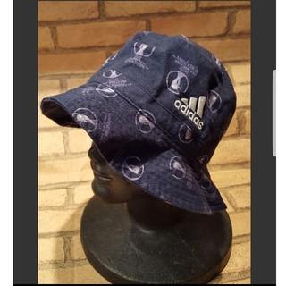 アディダス(adidas)のadidas アディダス ワールドカップ ハット帽(ハット)