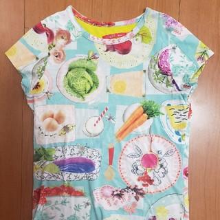 オイリリー(OILILY)のオイリリー カットソー 140(Tシャツ/カットソー)