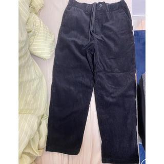 ジーユー(GU)のGU パンツ ブラック Sサイズ(その他)