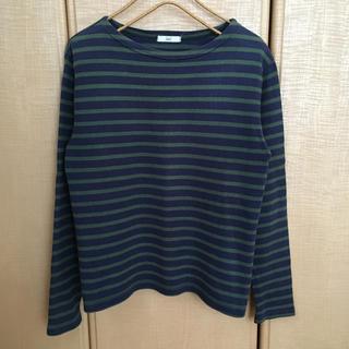 サマンサモスモス(SM2)のsm2 サマンサモスモス*ボーダー長袖Tシャツ(Tシャツ(長袖/七分))