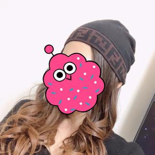 フェンディ(FENDI)のFENDI ニット帽 サマーニット(ニット帽/ビーニー)