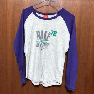 ナイキ(NIKE)のナイキ ロンT(Tシャツ(長袖/七分))