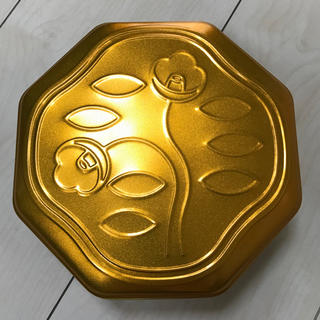シセイドウ(SHISEIDO (資生堂))の資生堂パーラー 花椿クッキー缶 空き缶(容器)