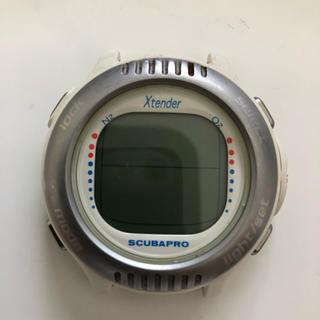スキューバプロ(SCUBAPRO)のSCUBAPRO Xtender Quattro DW40-4A10 ダイコン(マリン/スイミング)