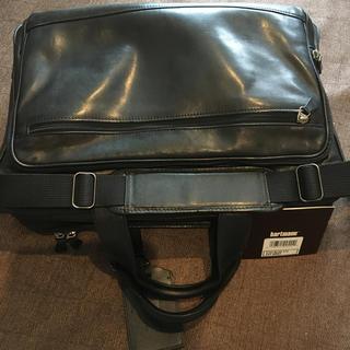米国名門鞄メーカー ハートマンのアメリカンヒーローコレクション8720黒5140(ビジネスバッグ)